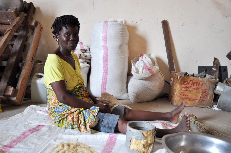 Dankzij Collibri Foundation vinden jongeren uit Benin werk op het platteland.