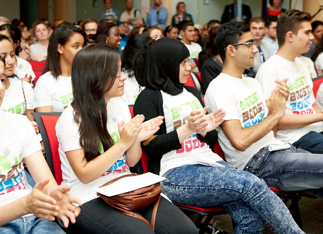Collibri Foundation helpt Brusselse scholieren hun talenten ontwikkelen met BOOST.
