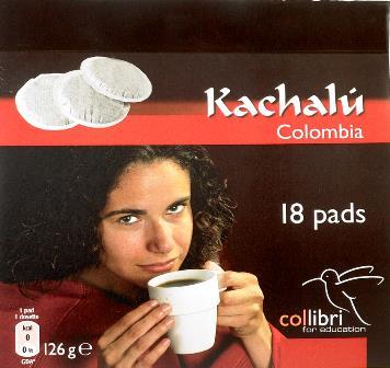 Kachalu koffie