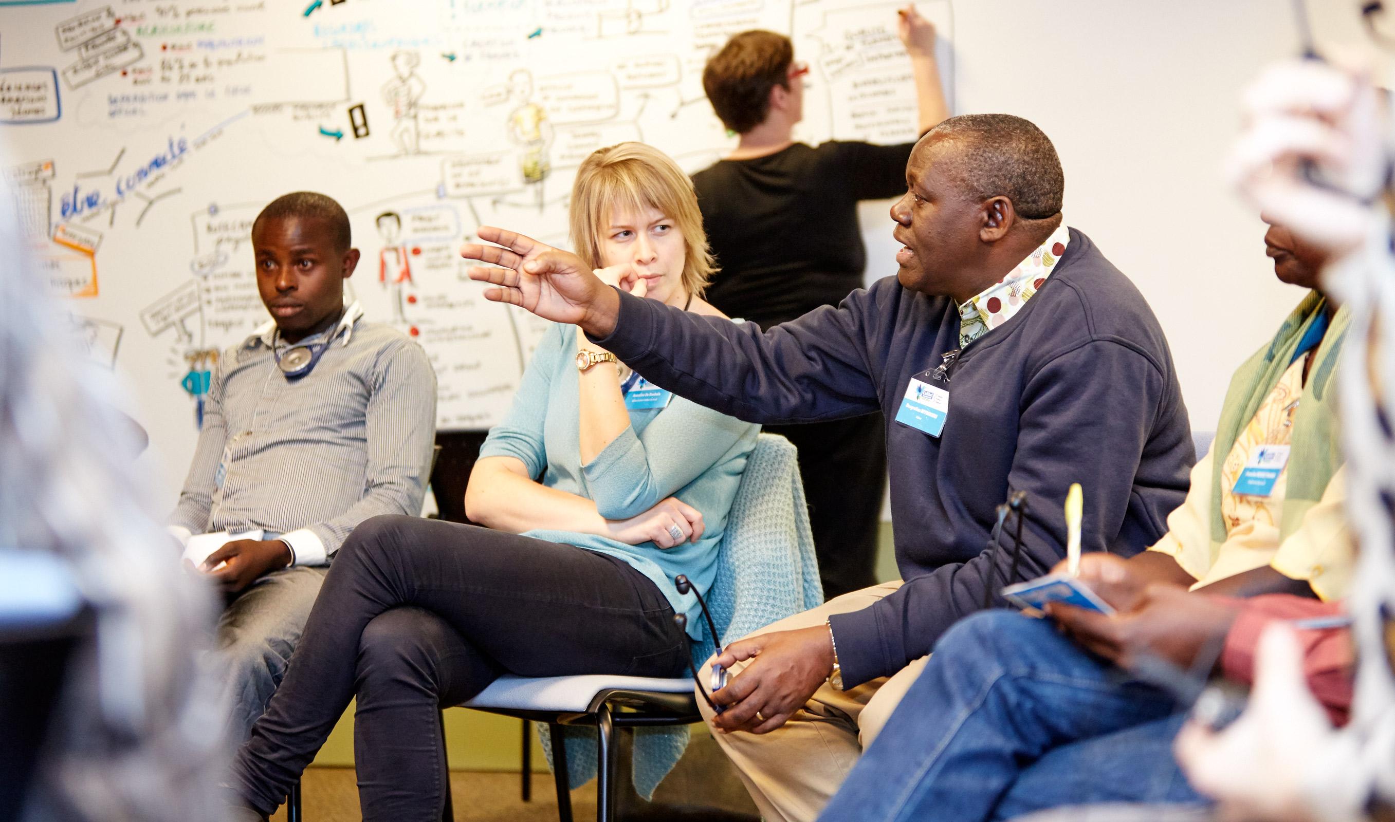 Burundi: werken met koffie-coöperatieven