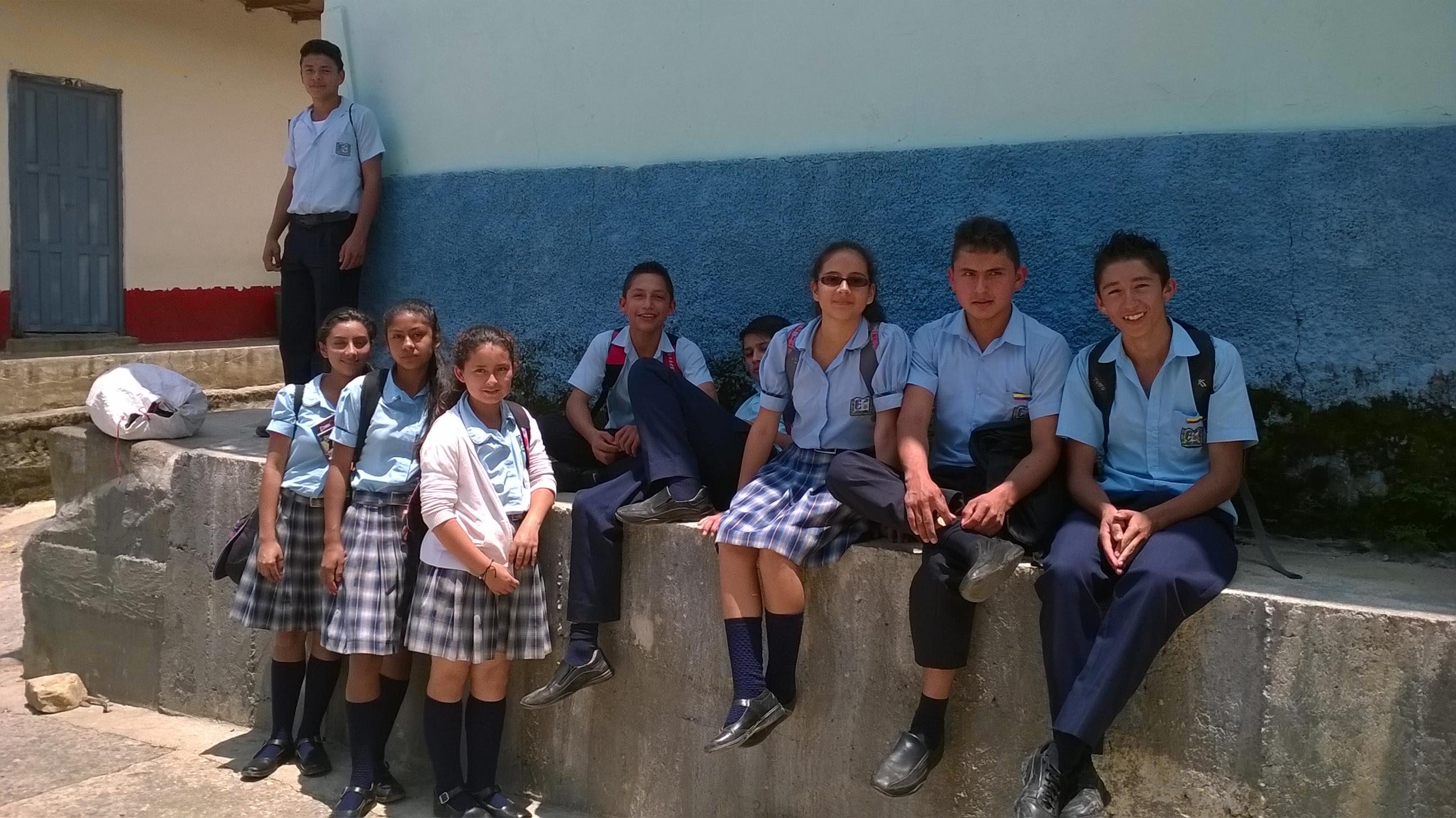 Colombiaanse jongeren vinden werk in de koffiesector dankzij Collibri Foundation.