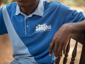 Songhaï shirt